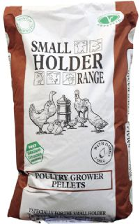 Grower Pellets 20kg